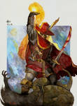 Red Mage by Fernoll