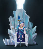 Crystal Maiden by 100besov