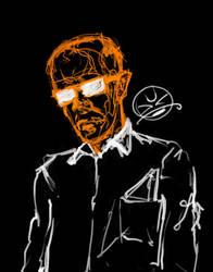 Brigth orange idea by DStraX