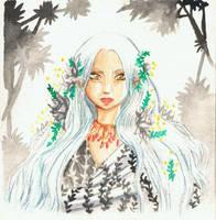 Melancholic Weena - Weena contest by Eyral
