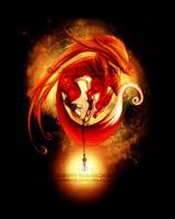 God of Fire - Fox Fire by Ashwings