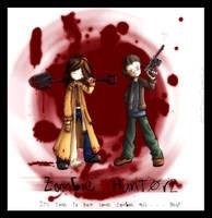The Zombie Hunt0rz by Ashwings