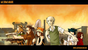 The Zombie Hunters by Ashwings