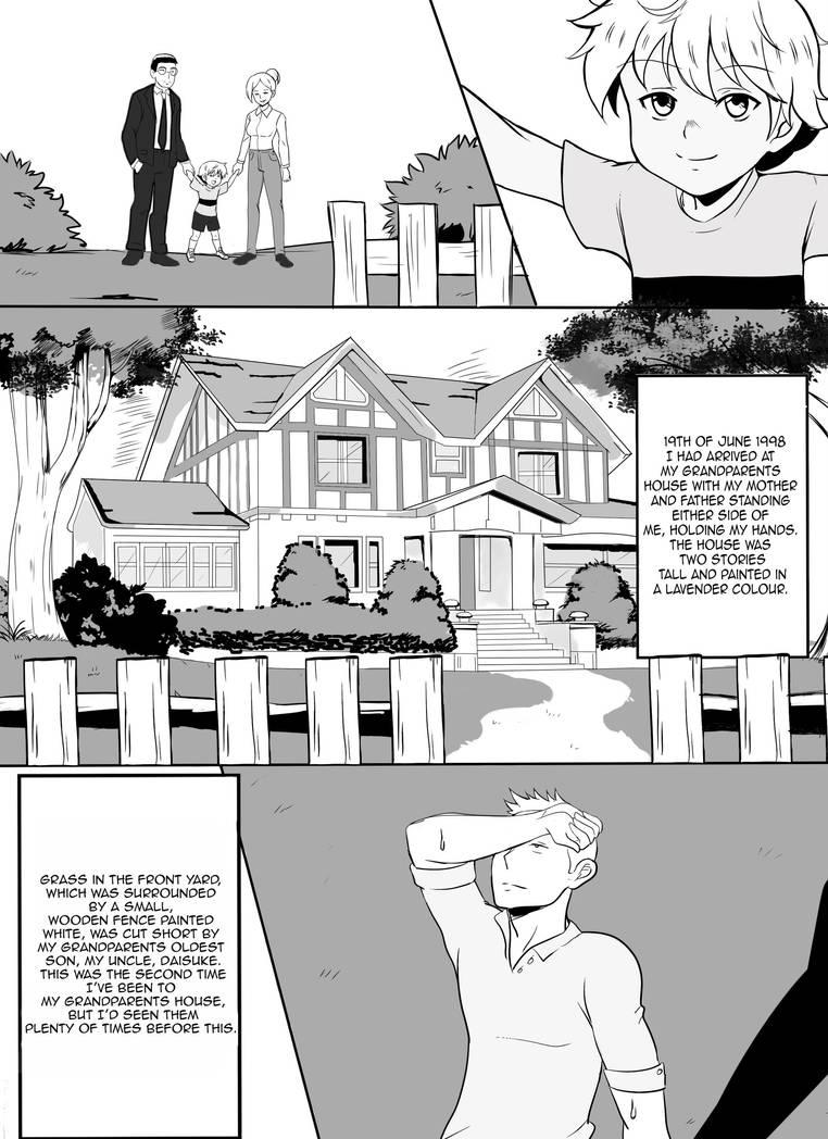 Miss Eight Feet Tall Page 1 by Yuri-Milkshake-TM