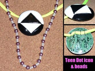 Teen Dot icon by jen-kollic