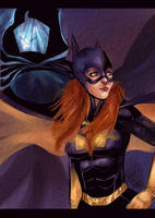 See Your True Face, Batgirl by RyanMcMurry