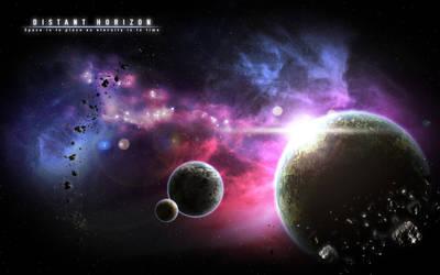 Distant Horizon by Doombringer88