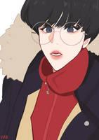 Jin by Cosmicpens
