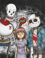Horrortale by MadD-NerdGirl