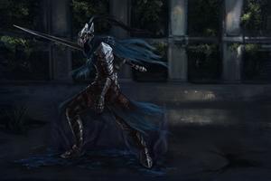Knight Artorias by Blackash