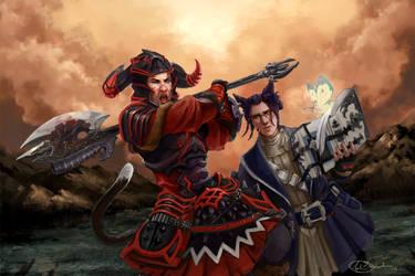 Defender by Blackash
