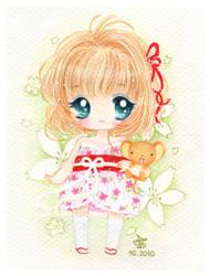 Little Princess - Sakura by tho-be