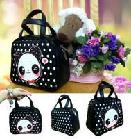 Kawaii panda handbag by tho-be