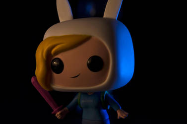 Fionna and Lights #2 by Super-Bumble-B