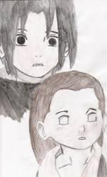Sasuke and Neji: Troubled past by DejitaruAato