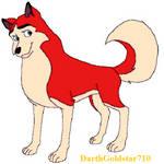 Balto Character: Nunivat by DarthGoldstar710