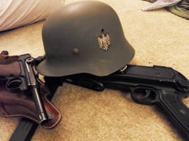 WWII Stuffs by buster126