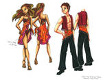DWTS-Costume Design 6 by KaeMcSpadden
