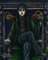 Barnabas Collins Portrait by KaeMcSpadden