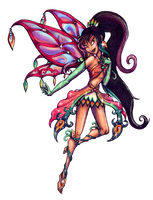 Request: Jennifer's Enchantix by KaeMcSpadden