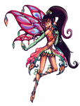 Request: Jennifer's Enchantix by KaeMcSpadden