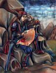 Commission-Finding the Way Back by KaeMcSpadden