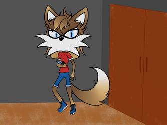 Ash Fox (Forces Redesign) by AshFox8091