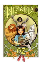 Wizard of Oz by demonase