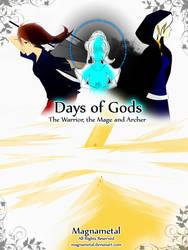 Days of Gods - Manga Proyect original by magnametal
