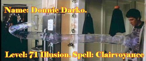 Skyrim Darko by DanloTheWild