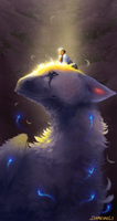 Light of the Last Guardian by Draconli