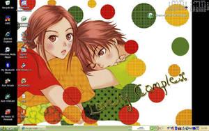Lovely complex desktop by kanzaki083