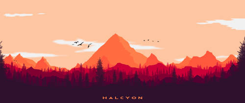 Halcyon by BlackGravity