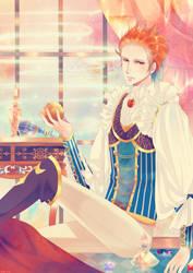 Perfumer by sheryu