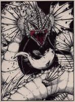 The Atrocious Pokemon by skellington1