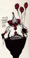 Drawlloween Day 2: Carnival Creeps by skellington1