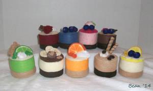 Tea Cakes by beanchan