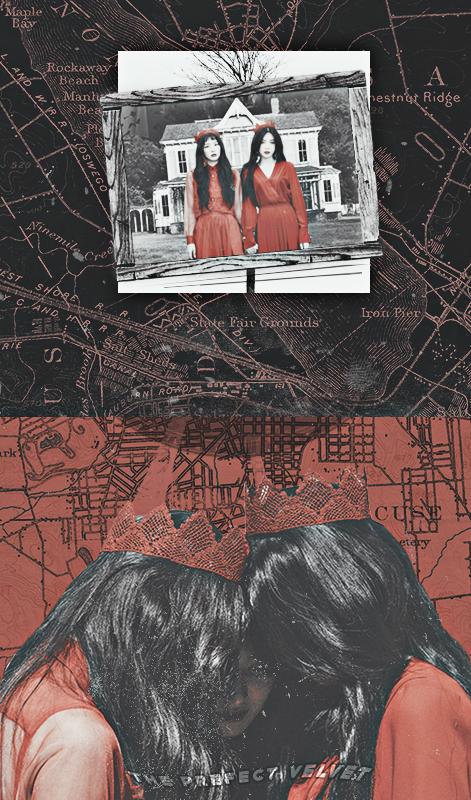 Red Velvet Peek-A-Boo by hoenhoen