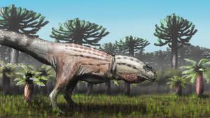 Carnotaurus sastrei by Qbliviens