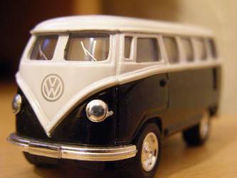 VW Van Toy Two by MinBin