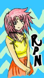 Rae dresses up by Ryonee