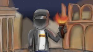 firestarter by toontownloony