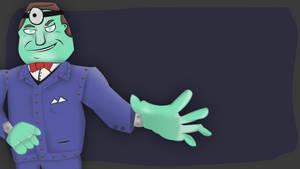 Herr Doktor by toontownloony