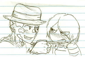 Freddy and Chucky by That-Love-Voodoo