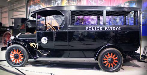 1920s Police Patrol by MissModelT