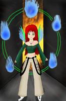 Angel War Anya Demon by Lywen64