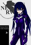 Nausicaa - Evangelion - by Lywen64