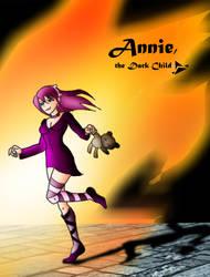 Annie the Dark Child by Lywen64