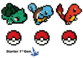 Starter 1re Gen by Lywen64