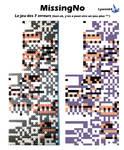 MissingNo by Lywen64